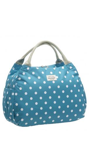 New Looxs Tosca Handtasche Polka blau